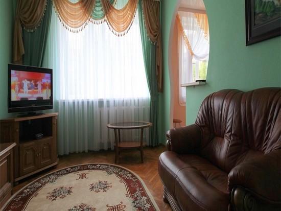 Отель Химволокно - фото №21