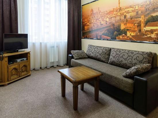 Отель Славянка - фото №4