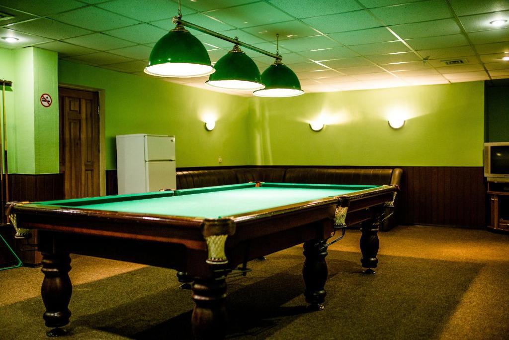 Отель ГОЦОР по игровым видам спорта - фото №4