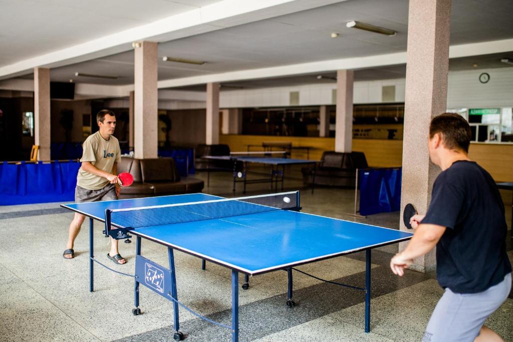 Отель ГОЦОР по игровым видам спорта - фото №10