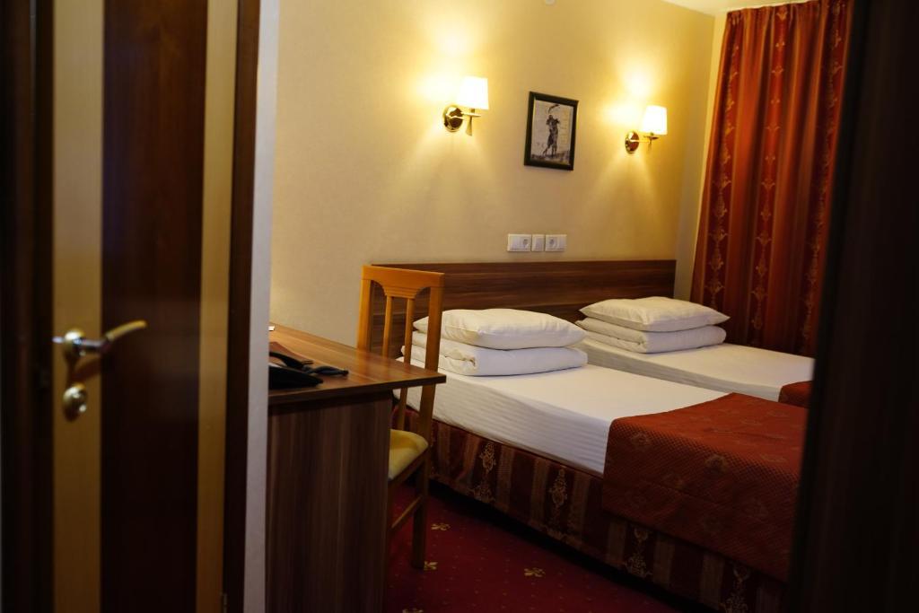 Отель Амакс Визит - фото №21