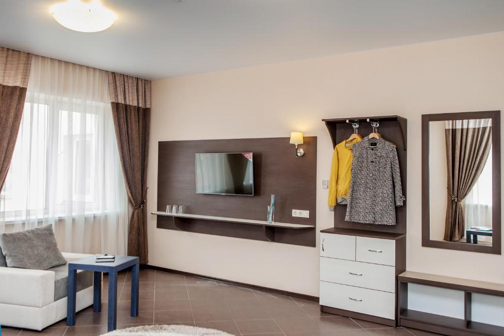 Отель Чисто - фото №10