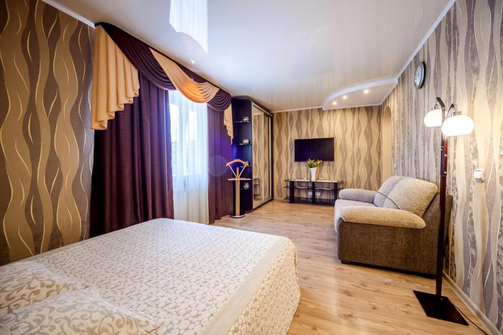 Отель Люкс Гомель - фото №2
