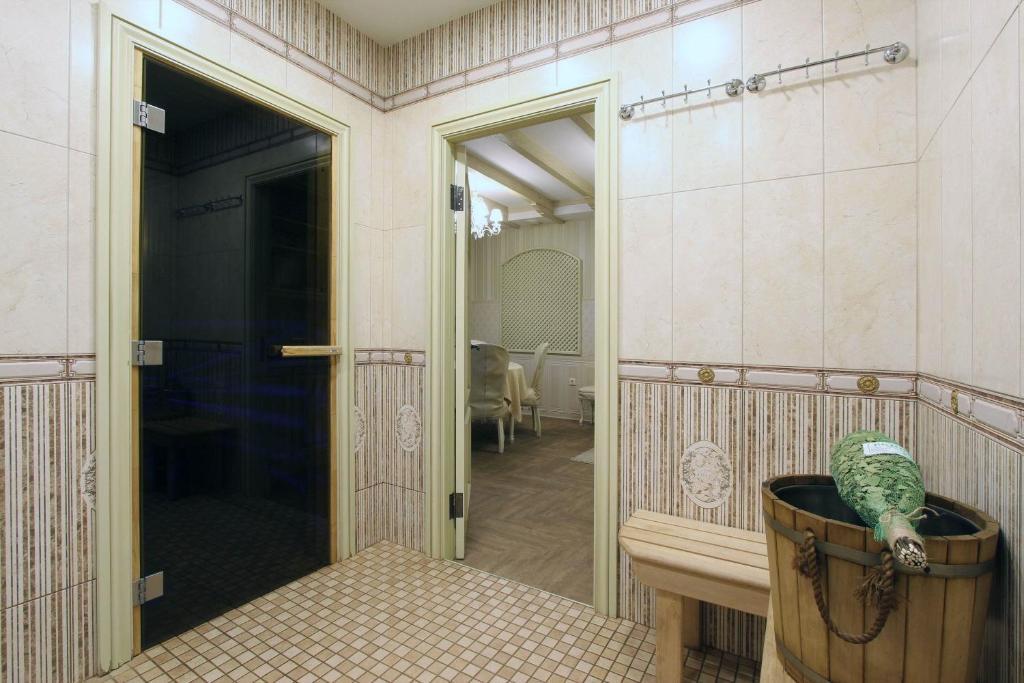 Отель Замковый - фото №21
