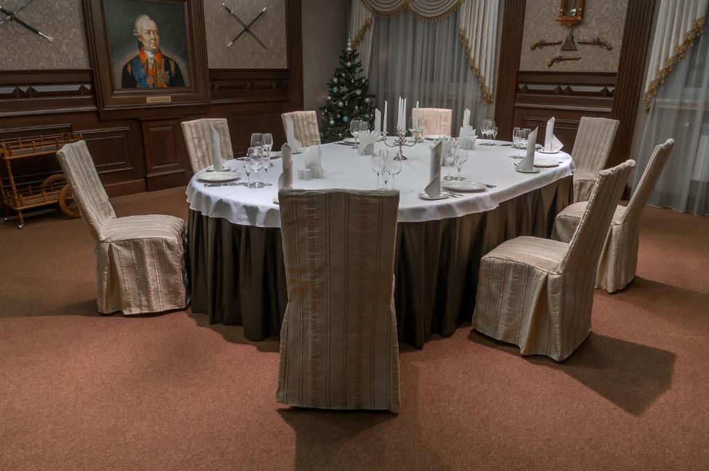 Отель Замковый - фото №43