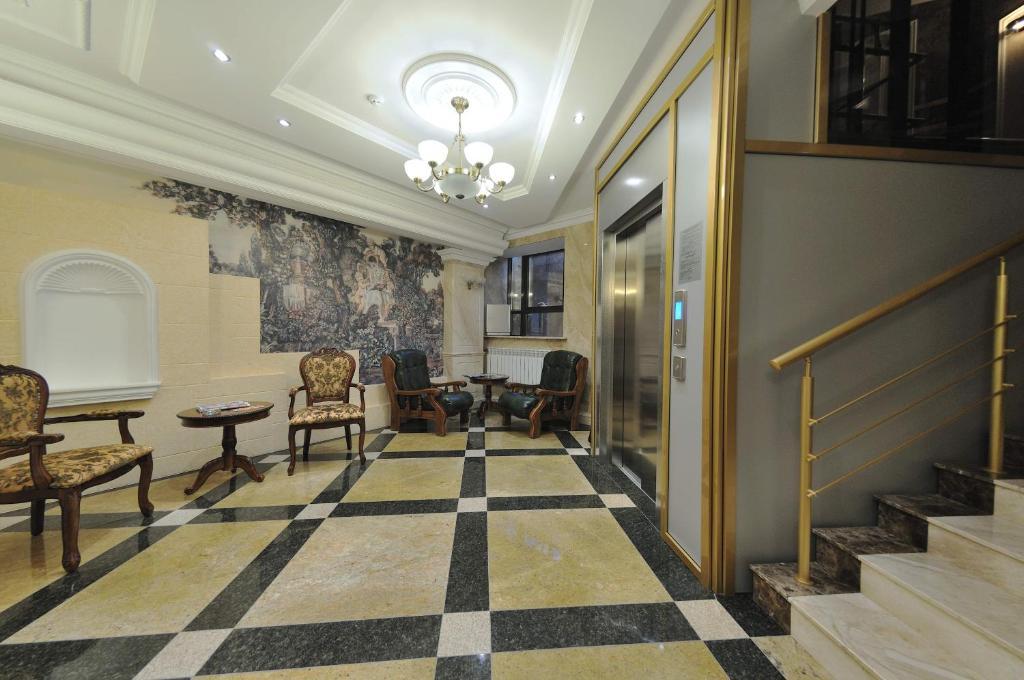 Отель Замковый - фото №29