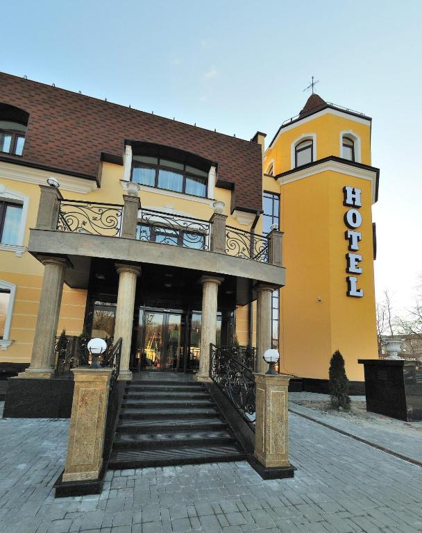 Отель Замковый - фото №30