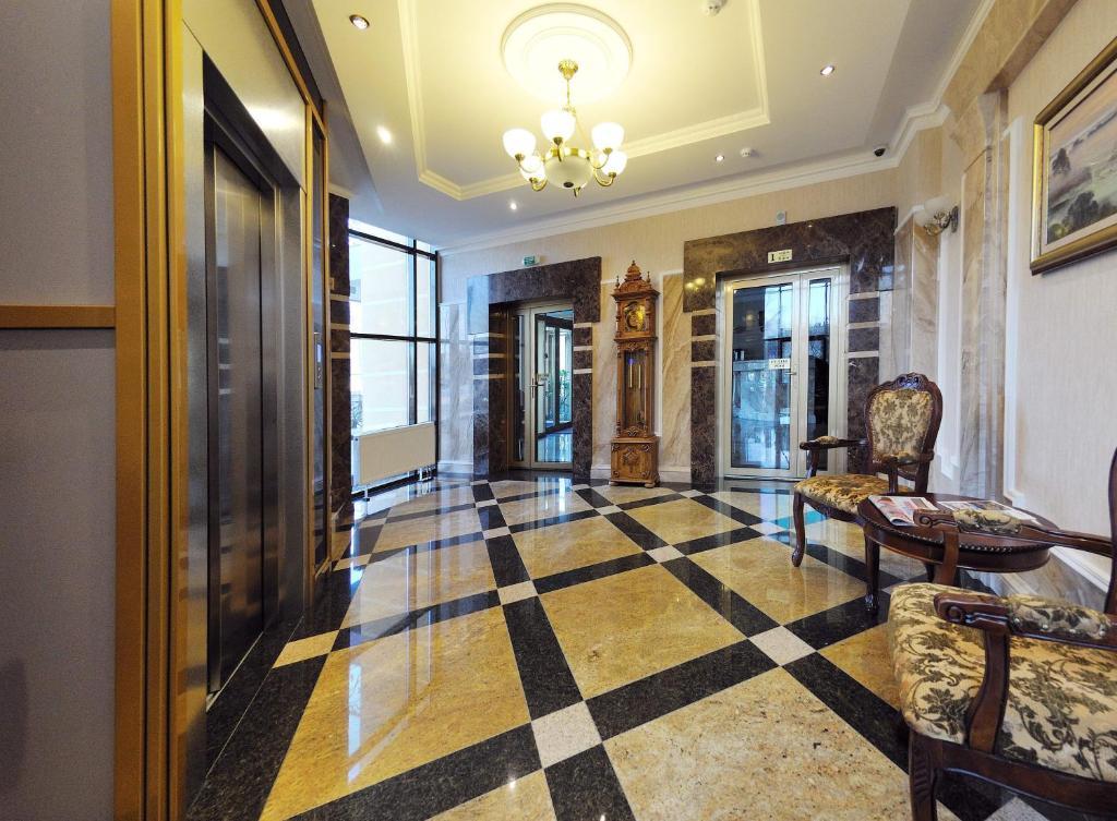 Отель Замковый - фото №35