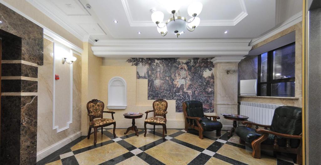 Отель Замковый - фото №28