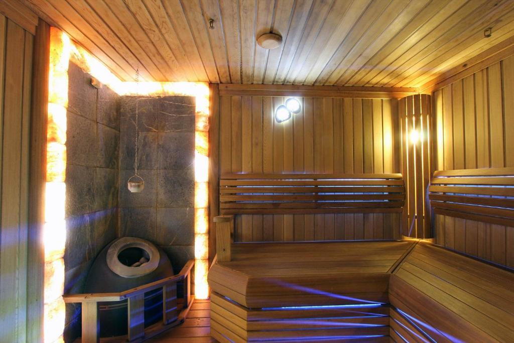 Отель Замковый - фото №18