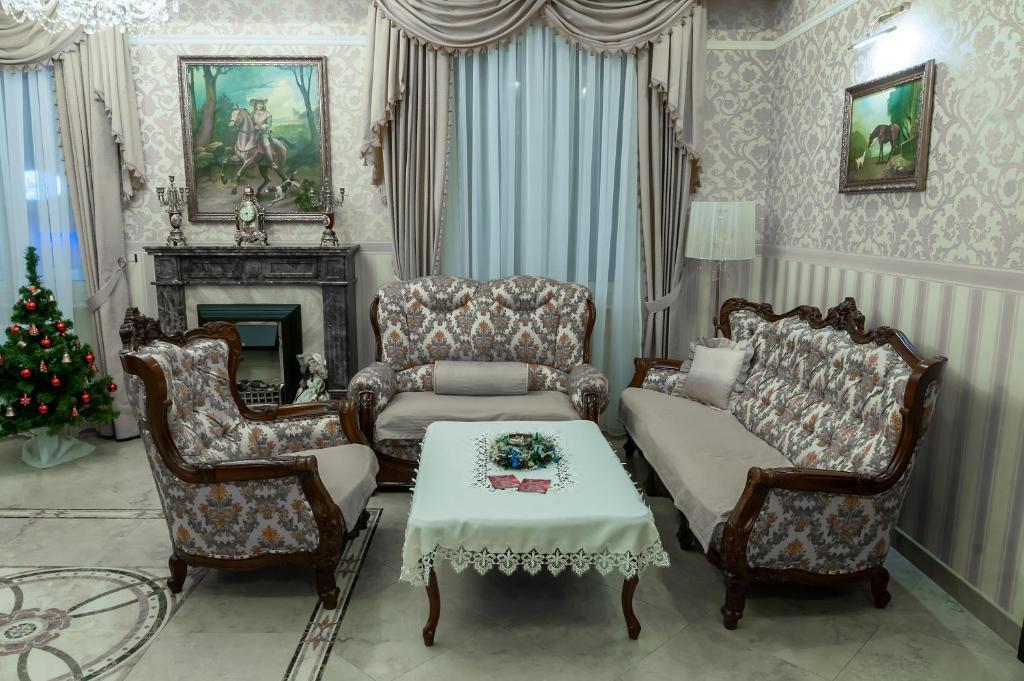 Отель Замковый - фото №53