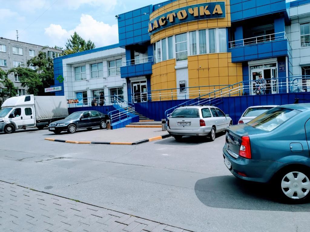 Отель на Проспекте Октября - фото №15