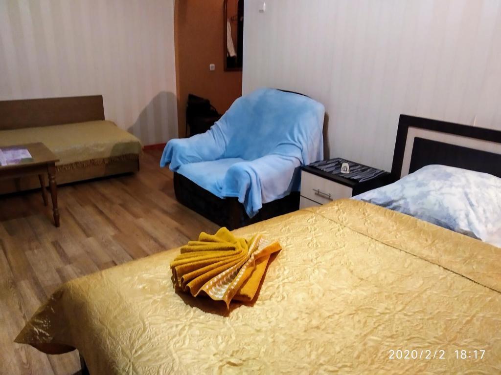 Отель на Проспекте Октября - фото №20