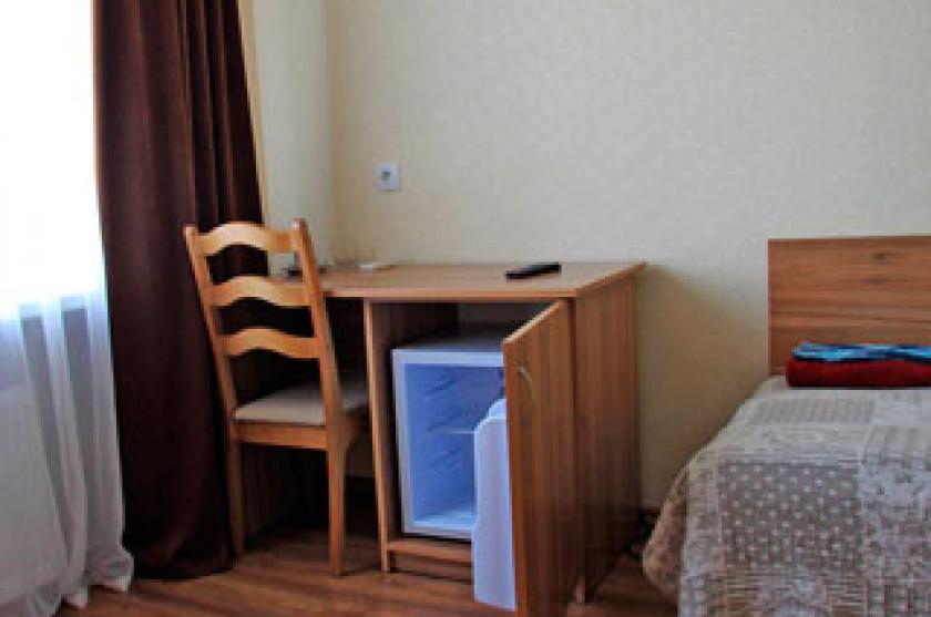 Отель Октябрьская - фото №5