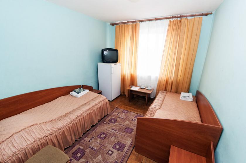 Отель Октябрьская - фото №7