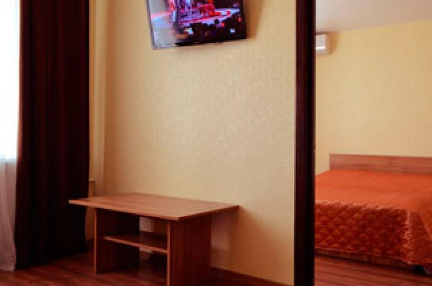Отель Октябрьская - фото №12