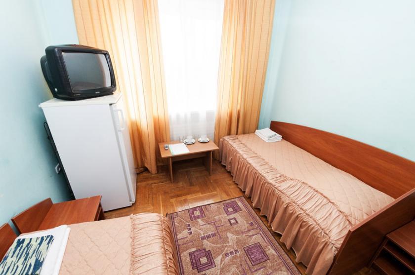 Отель Октябрьская - фото №6