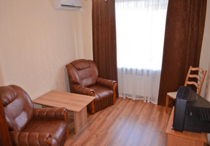 Отель Октябрьская - фото №17