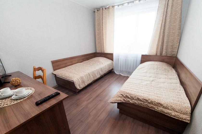 Отель Октябрьская - фото №32