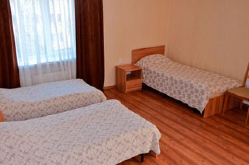 Отель Октябрьская - фото №15