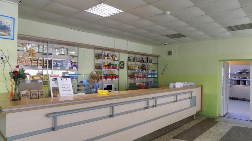 Отель Купалинка - фото №13