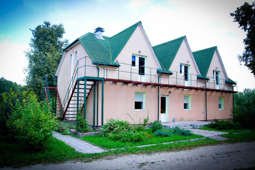 Отель Пригодичи - фото №14