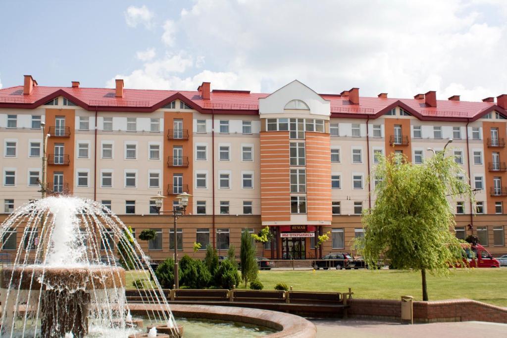 Отель Неман - фото №2