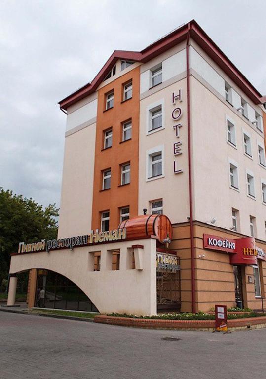 Отель Неман - фото №25