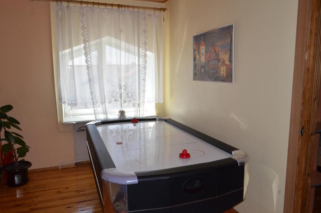 Отель With sauna and pool - фото №15