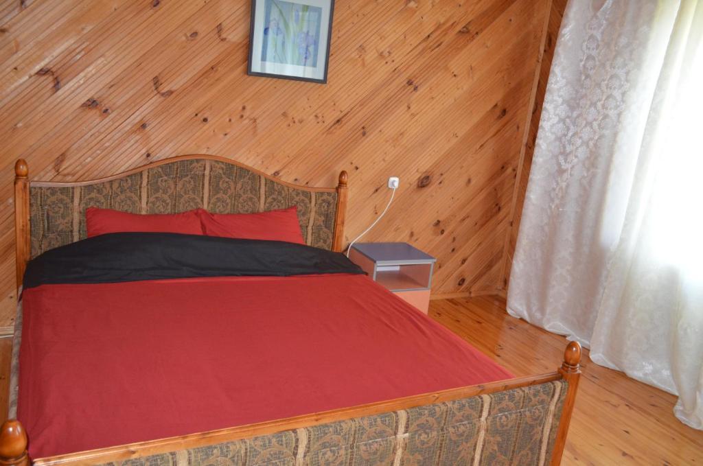 Отель With sauna and pool - фото №13