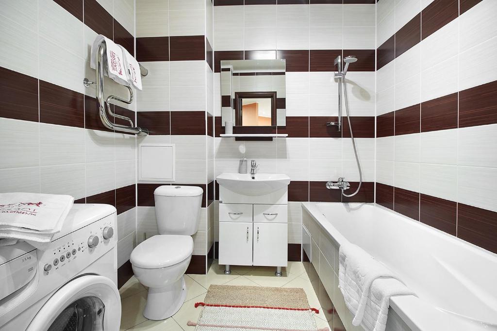 Отель На Дзержинского 12 - фото №43