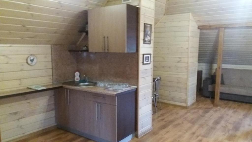 Отель В Лапенках - фото №17