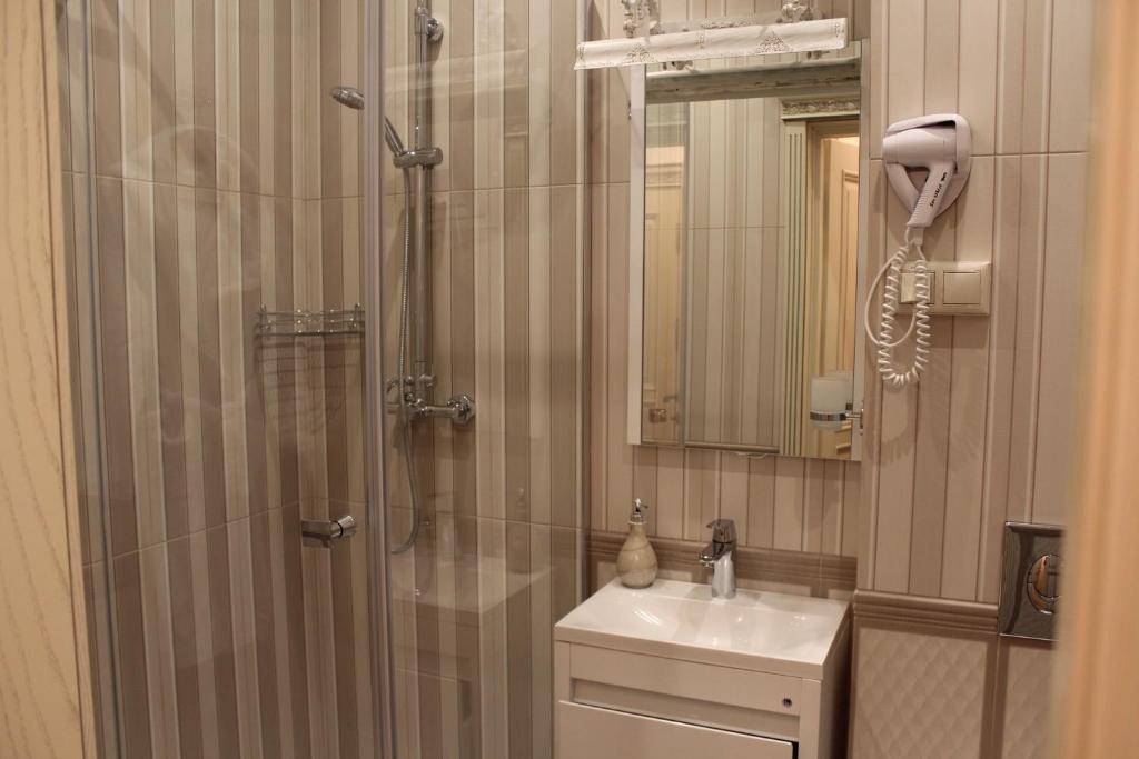 Отель Привал - фото №40