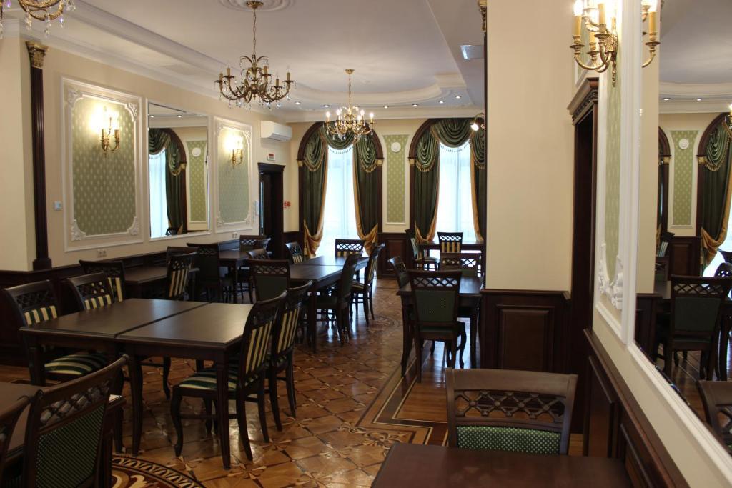 Отель Привал - фото №54