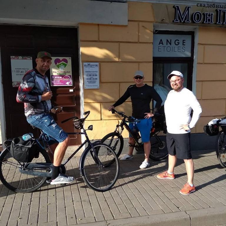 Хостел Kip Town Hostel Grodno - фото №82