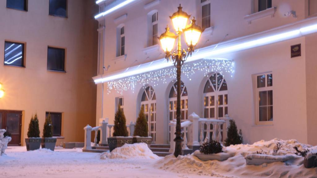 Отель Апарт отель Семашко - фото №54
