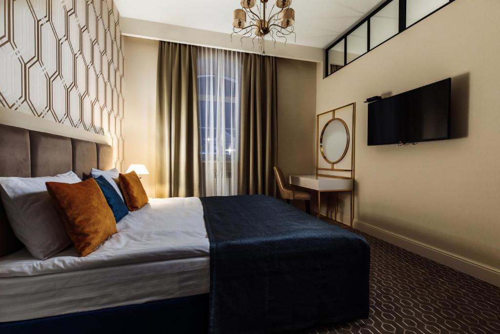 Отель Апарт отель Семашко - фото №47