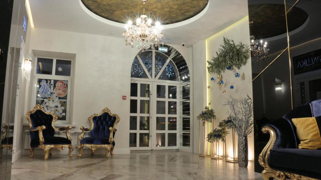 Отель Апарт отель Семашко - фото №59