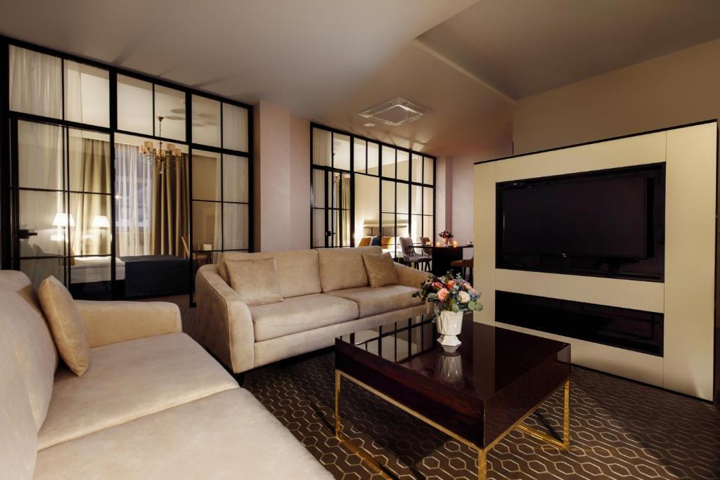 Отель Апарт отель Семашко - фото №48