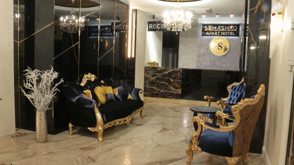 Отель Апарт отель Семашко - фото №60