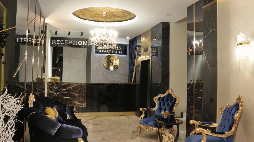 Отель Апарт отель Семашко - фото №58