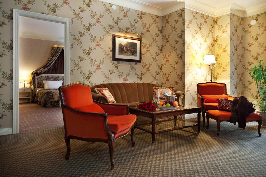 Отель Кронон - фото №26