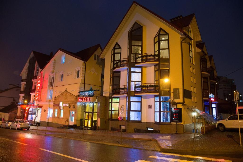 Отель Семашко - фото №47