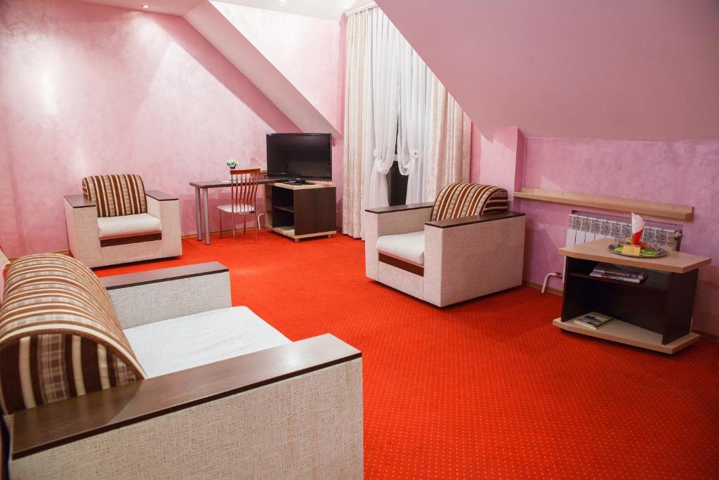 Отель Семашко - фото №9