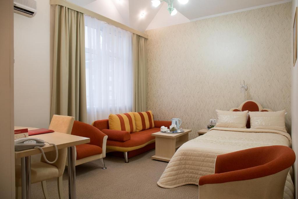 Отель Семашко - фото №54