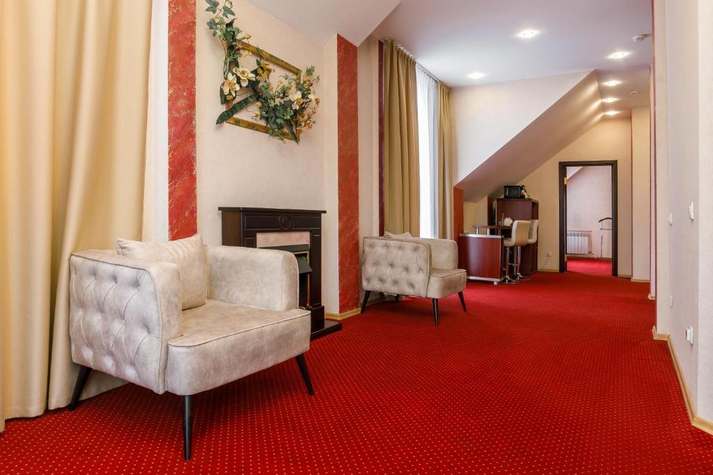 Отель Семашко - фото №69