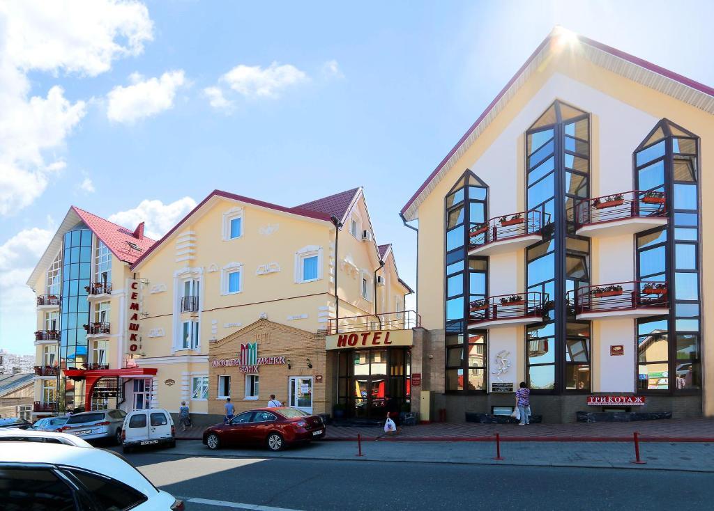 Отель Семашко - фото №14