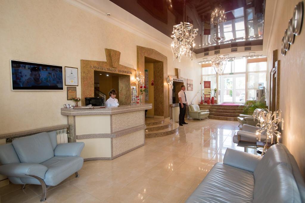 Отель Семашко - фото №27