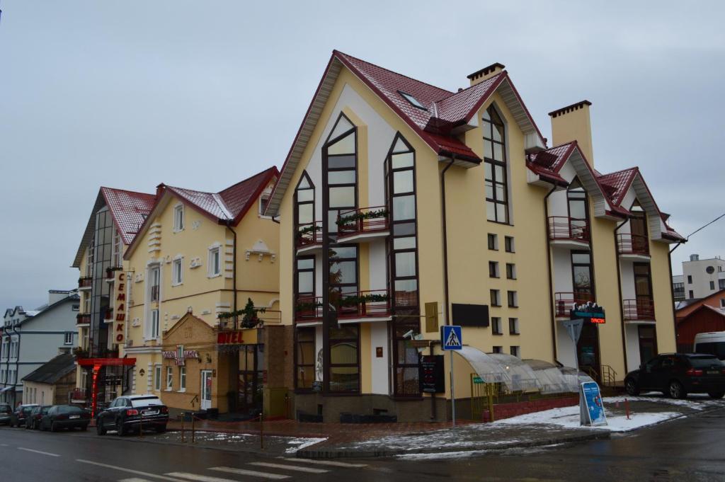 Отель Семашко - фото №32