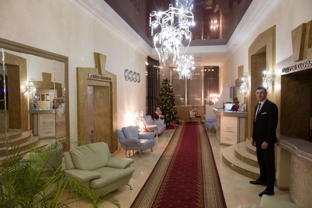 Отель Семашко - фото №55
